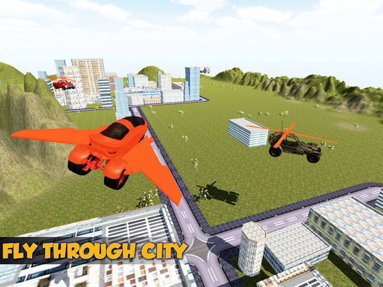 How To Turn Off Driving Mode Iphone >> App Shopper: Fast Motorbike Robot Simulator: Flying Drone (Games)