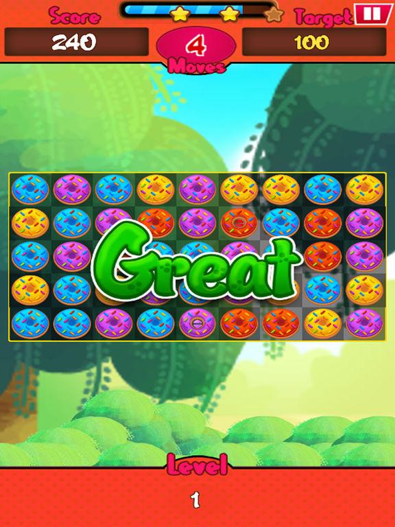 Sweet Sprinkles Match screenshot 6