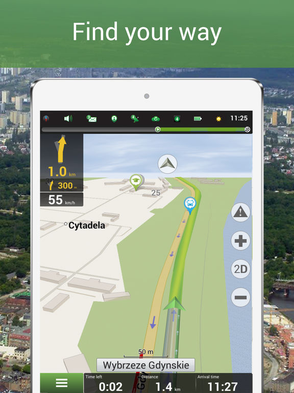 Navitel Navigator Offline Navigation Maps On The App Store - Us road map for ipad