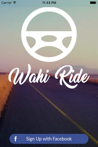Wahi Ride screenshot 4