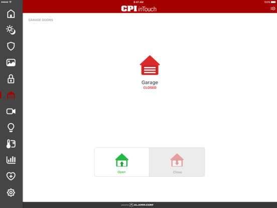 Cpi Security Intouch On The App Store