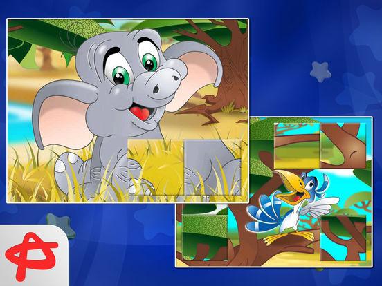 Jigsaw Puzzle: Развивающие пазлы для детей для iPad