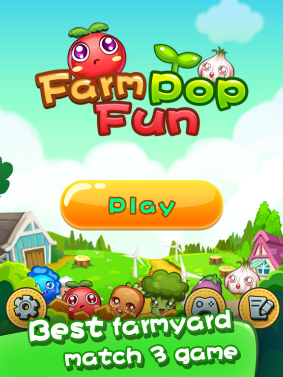 Farm Pop Fun