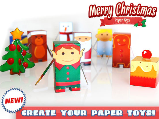 Christmas - Color Your Puzzle and Paint the Characters of Christmas - Coloring, Drawing and Painting Games for Kids iPad Screenshot 4