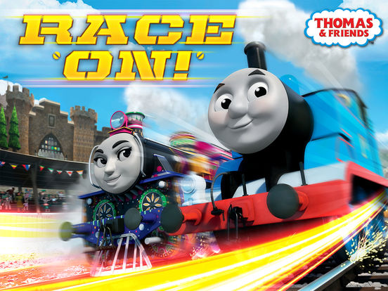 Thomas & Friends: Race On!screeshot 1
