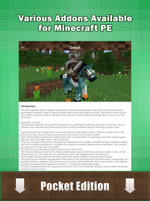 how to get minecraft pe for free on ipad