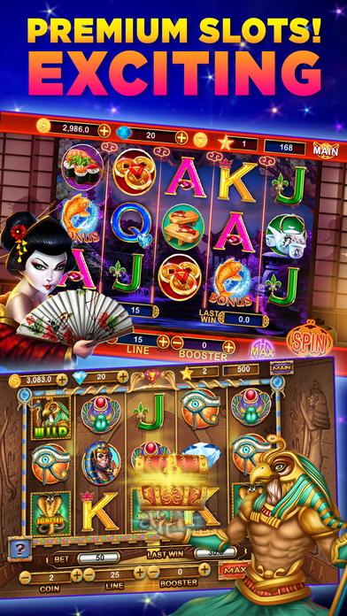 Screenshot 5 СЛОТЫ! Ведьмы Богатства: Лаки Win Игровые автоматы