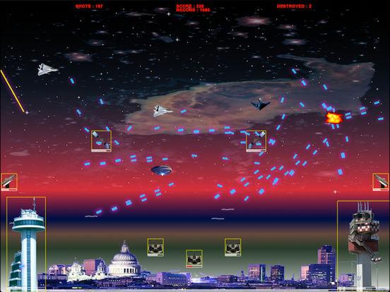 Nuclear Defence HD iPad Screenshot 1