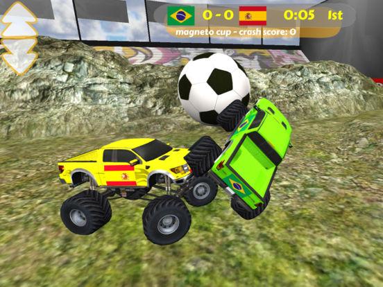 World Hummer Football 2010 iPad Screenshot 3