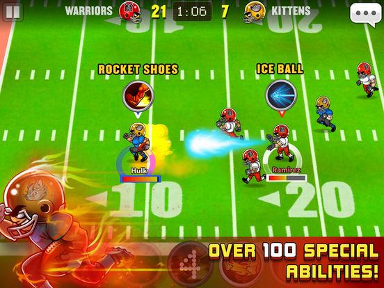 Football Heroes Online Скриншоты10