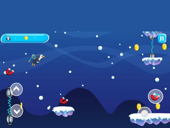 Penguin Flyer screenshot 8