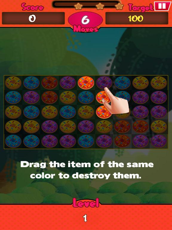 Sweet Sprinkles Match screenshot 5