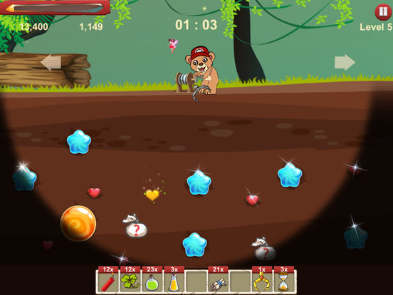 Candy For Bears Screenshots