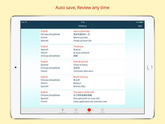 Multi Translate | Translate voice Translate photo Screenshots