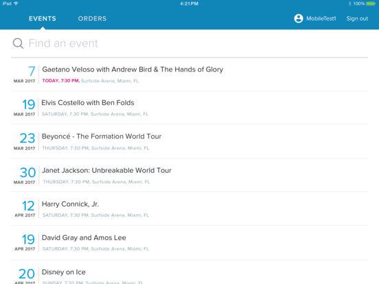 SalesDeck Mobile iPad Screenshot 1
