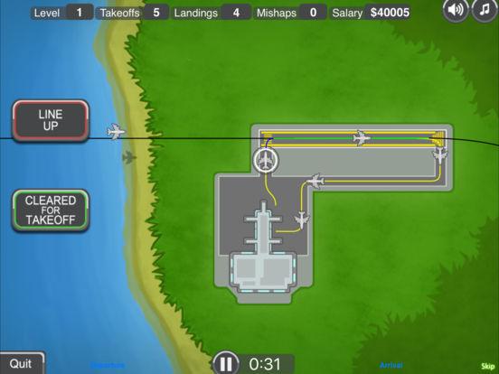 Airport Madness Mobile Free iPad Screenshot 1
