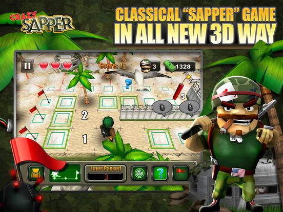 Crazy Sapper Screenshots
