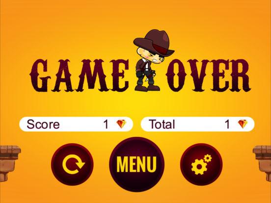 Cowboy Runner : Western Journey screenshot 8