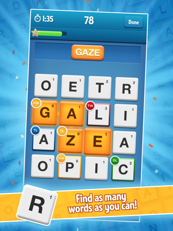 Ruzzle screenshot 6