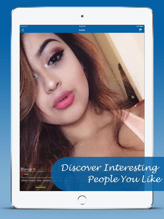 Snapchat dating free