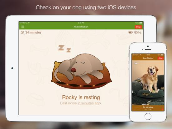 Screenshot #1 for Dog Monitor