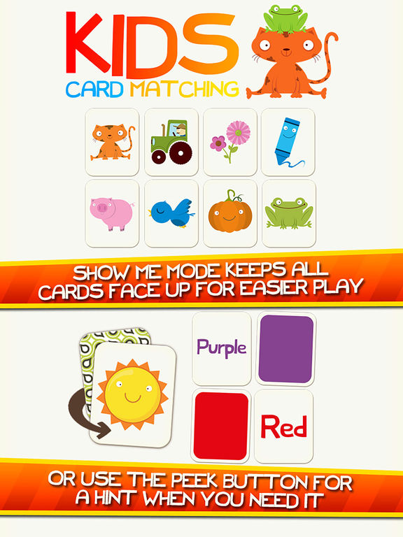 Learn Colors App Shapes Preschool Games for Kidsscreeshot 2