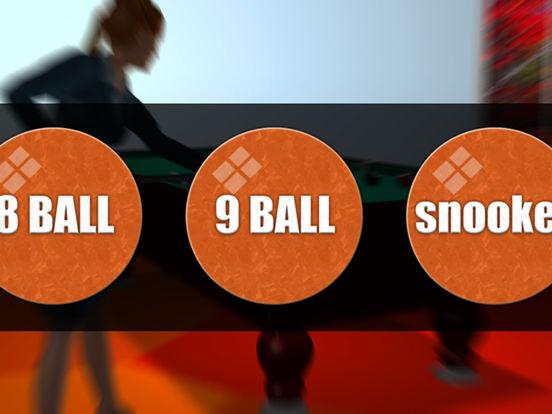 Fantasy Pool-Fun 3D 8Ball Snooker Game screenshot 7
