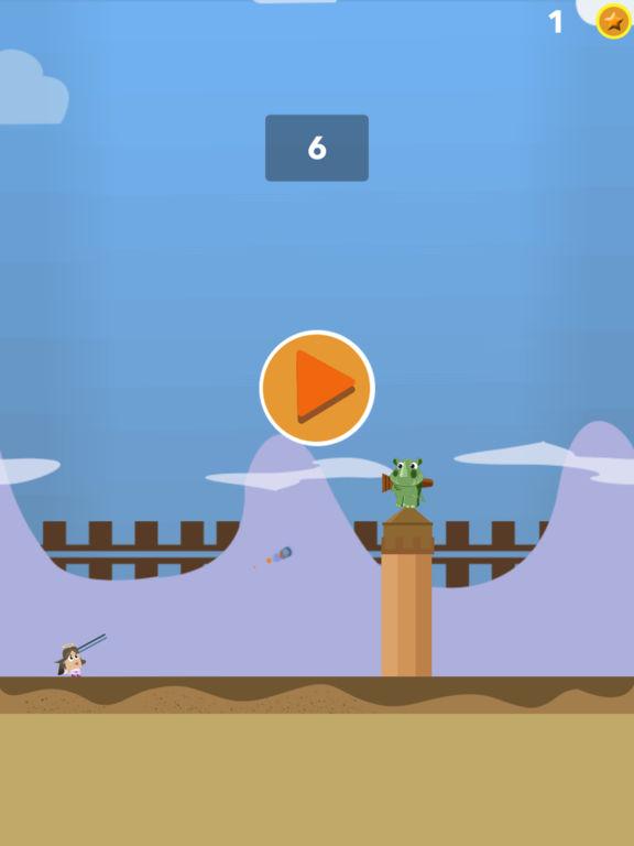 Cannon Shooting Angel Madness Pro screenshot 3