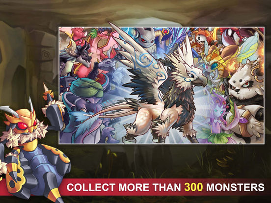 Monster Age - Evolve, Breed, & Collect Pet Legendsscreeshot 2