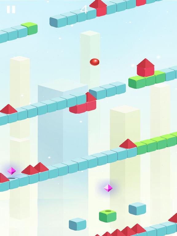 Red Ball Shape World Advenutre screenshot 6