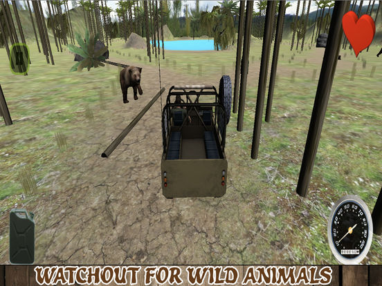 Safari Tours Wild Riding Adventure screenshot 7