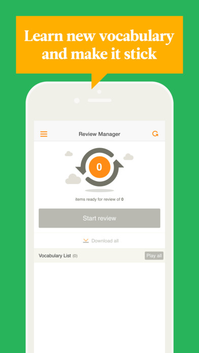 Learn Portuguese with Babbel app image