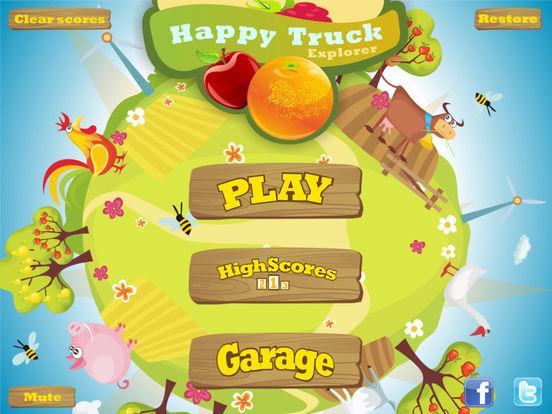 HappyTruck: Explorer Screenshots