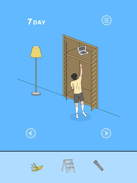Спрятанная игра мамой 2 - Побег игры на iPad