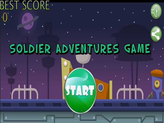 Soldier Adventures Game screenshot 5