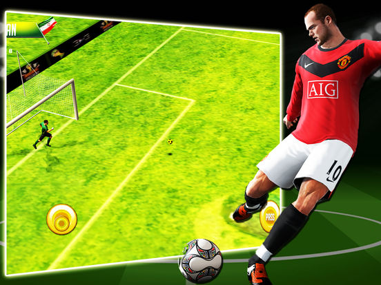 Soccer Sports Stadium World's Player Pro screenshot 6