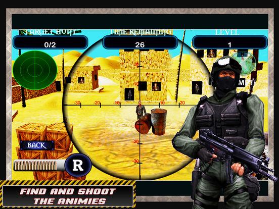 Elite SWAT Master Sniper Shooting 3D Pro Screenshots