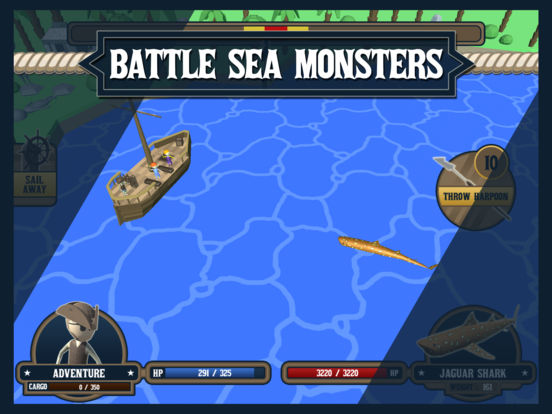 Leviathan Fishing Company screenshot 8