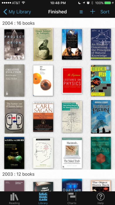 BookHabit iPhone Screenshot 3