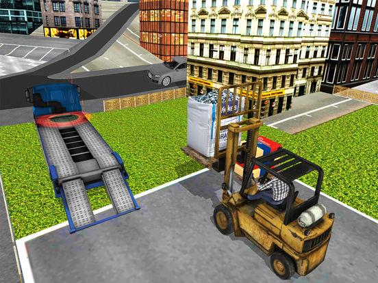 Construction simulator pro forklift truck driver by for Application de construction de maison ipad
