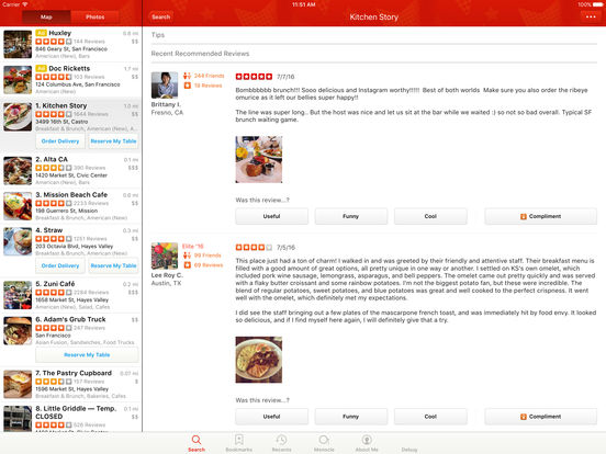 Yelp screenshot 10