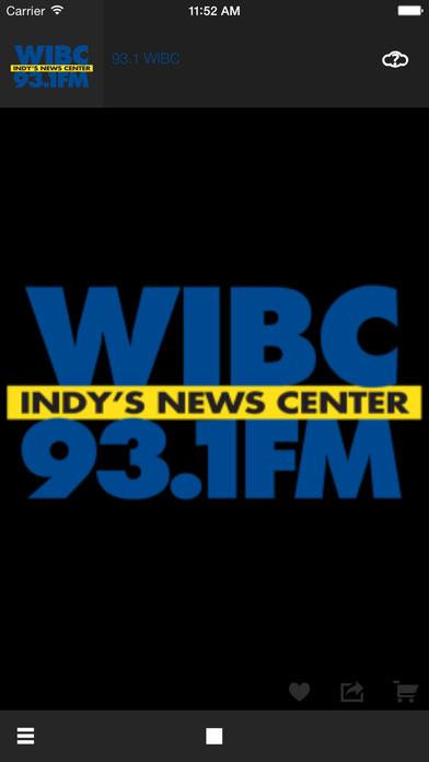 93 WIBC - Indy's News Center iPhone Screenshot 1