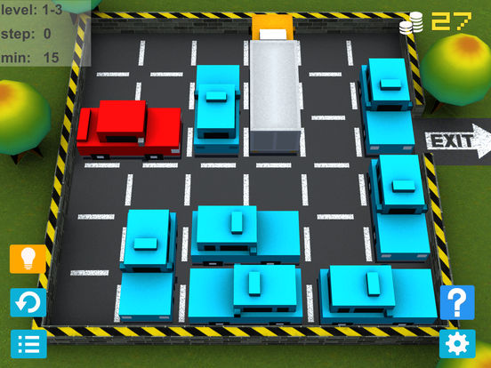 ParkingUnlock Screenshots