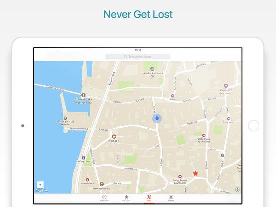 Prague 2Go iPad Screenshot 4