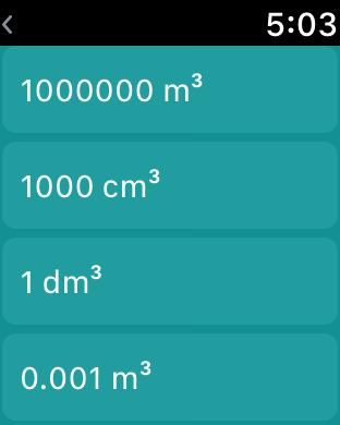 Universal converter free: Converts all units of measurement iPhone Screenshot 12