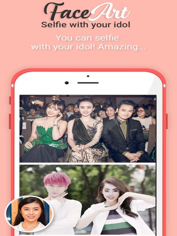 HD wallpapers hairstyle swap app