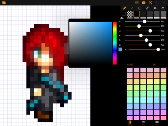 Pixel Art Pro Screenshots