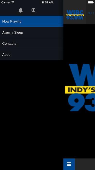 93 WIBC - Indy's News Center iPhone Screenshot 2