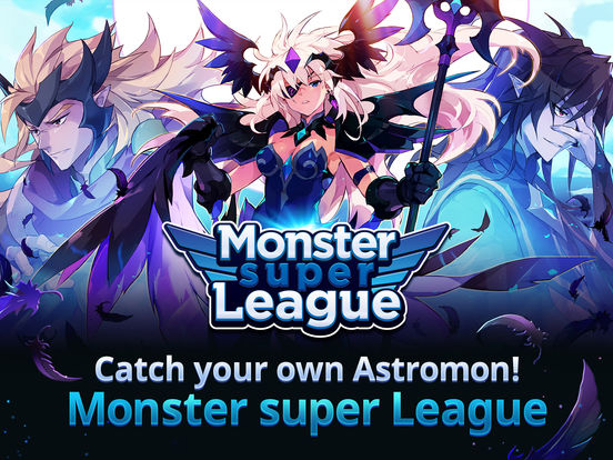 Monster Super Leaguescreeshot 1