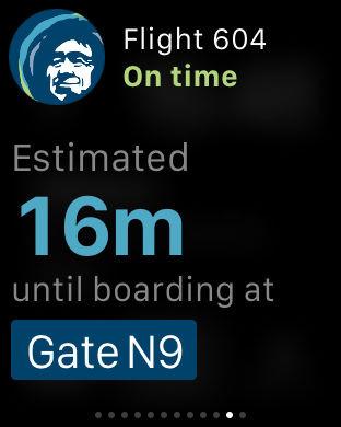 Alaska Airlines/Horizon Air Mobile App iPhone Screenshot 7